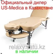 Стол массажный Us-Medica Titan фото