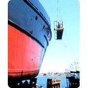 Ремонт и техническое обслуживание судов фото