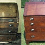 Реставрации мебели фото