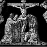 Художественная гравировка Религиозная тематика фото