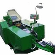 Автомат холодновысадочный AO318A однопозиционный трехударный (d=4,0 - 6,0мм, L=10 - 60мм) фото