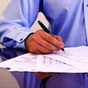 Регистрация юридических лиц с формированием учредительных документов фото
