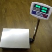 Весы стационарные платформенные электронные фото