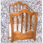 Кроватки деревянные фото