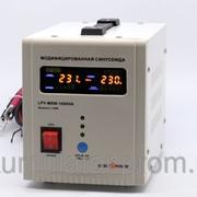 Источник бесперебойного питания LogicPower LPY- MSW-1000VA (700Вт) фото