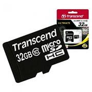 Карта памяти Transend 32GB Class 10 фото
