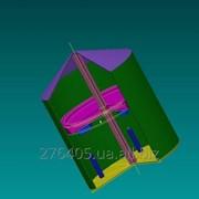 Построение 3D моделей резервуаров фото