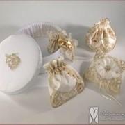 Прокат, аренда свадебных аксессуаров фото