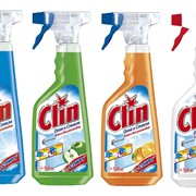 Моющее средство для окон Clin,0,5 л. фото