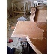 Реставрация декоративных деревянных поверхностей фото