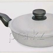 Сковорода с крышкой 280, А283 фото