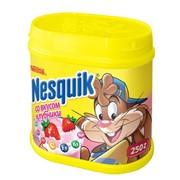 Шоколадный напиток NESQUIK со вкусом клубники фото