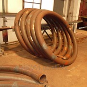 Гибка труб диаметром до 325 мм. на трубогибе ТВЧ в Запорожье фото