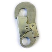 Карабин стальной крюк (монтажный карабин) фото