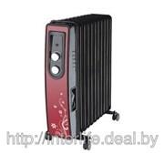 Нагреватель маслянный ECO FHD20-11 DESIGN (2,0кВт, 11 ребер) фото