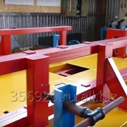 Производство стеновых панелей из органического сырья. фото