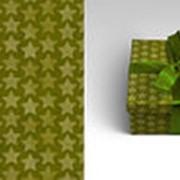 """Упаковочная бумага Миленд """"Звёзды"""", 1 лист, 70 х 100 см., 90 г/м2, 10-05-0008 фото"""
