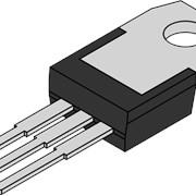 Микросхема L7805CV фото