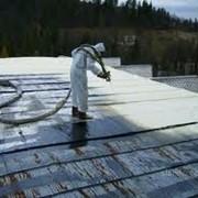 Теплоизоляция, гидроизоляция крыш фото