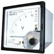 Вольтметры переменного напряжения ЭВ0300 фото