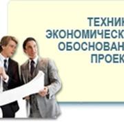 Разработка технико-экономических обоснований (ТЭО) на заказ фото