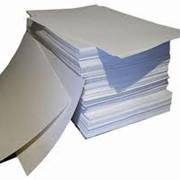 Макулатурный картон фото