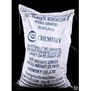Цинка сульфат (цинк сернокислый) 7-водный Ч, имп., кг фото
