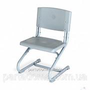 Детский эргономический стул Дэми серый фото