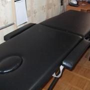 Массажный стол переносной фото