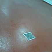 Полиуретановые полы для промышленных складов фото