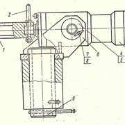 Механизм поворота КМД-КСД-17501277.09.500СБ фото