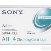 Картриджи для ленточных накопителей, Sony Картридж AIT-4 Cleaning фото