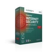 Антивирус Kaspersky Internet Security (3 ПК, 1 год, продление) фото
