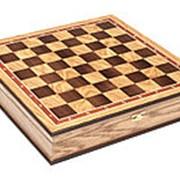 Шахматный ларец без фигур Дуб 5 фото