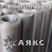 Сетка 9х9х2 тканая нержавеющая стальная ячейка 9х9 для фильтров сетки тканые нержавеющие фото