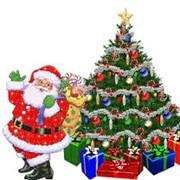 Проведение детских новогодних утренников и елок фото