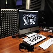 Студийное звукозаписывающее оборудование фото