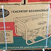Генераторы УРАЛ ГБО-2800W, 220В фото