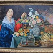 Копии картин Великих художников фото