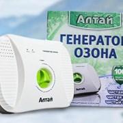 Озонатор  АЛТАЙ для очищения воды и воздуха. фото