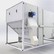 Сепаратор предварительной подготовки зерна фотография