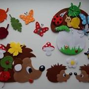 Курсы Создание развивающих игр для детей из фетра фото