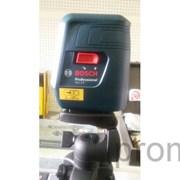 Лазерный уровень GLL 3x Bosch ( Германия ) с трено фото