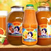 Сок яблочно-персиковый с мякотью 3 л/4 фото