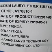 Лауретсульфат натрия 70% фото