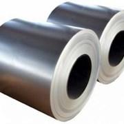 Бухта (рулонная сталь) Цинк 0,45 мм фото
