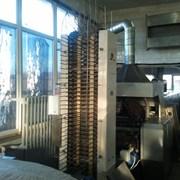 Линия по производству вафель фото