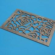 Гидроабразивная резка метала фото