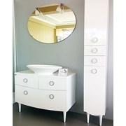 Российская МДФ мебель для ванной Triton фото