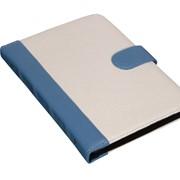 """Чехол для электронных книг """"White-Blue small Bookcase"""" фото"""
